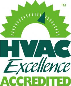 HVAC Accredited logo