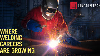 Welding Careers Are Growing In Many US States