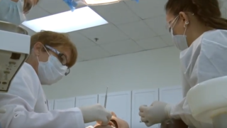 The many skills and duties of the dental assistant are demonstrated in this unique video.