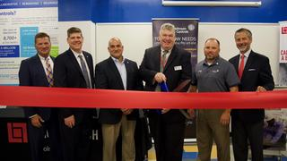 Johnson Controls Ribbon Cutting at the 2019 Columbia Campus Event