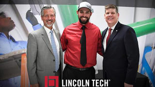 Lincoln Tech has fostered an excellent training partnerships with industry giant Johnson Controls
