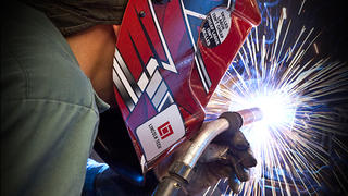 Demand for trained welders is growing in Maryland