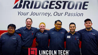 Careers with Bridgestone in reach for Lincoln Tech graduates
