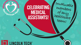 October 21st through October 25th is national Medical Assistants week.