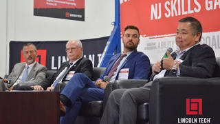 Lincoln Tech hosts government officials and hiring managers to discuss the skills gap that exists in American industry