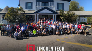 Alumni and Lincoln Tech Staff alike celebrate NADC's 100th anniversary in Nashville Tennessee