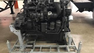 Tri-State Kenworth generously donated this Paccar MX-13 diesel engine to Lincoln Tech for instructional purposes.