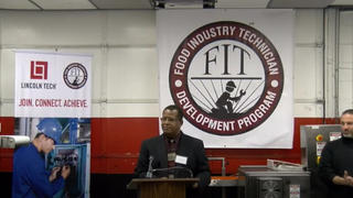 FIT Ribbon Cutting Ceremony at the Lincoln Tech Union NJ Campus