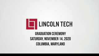 Columbia 2020 Graduation from both Lincoln Tech & Lincoln Culinary Institutes
