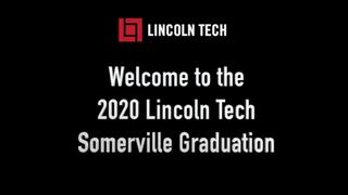 Somerville Campus 2020 Graduation of December 17, 2020