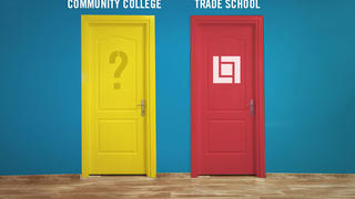 Community College Vs Trade School in 4 Key Differences.