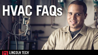 HVAC Programs are available at Lincoln Tech