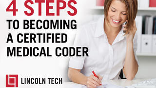 4 Steps to Becoming A Certified Medical Coder