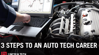 How to Become an Auto Tech in 1-2-3
