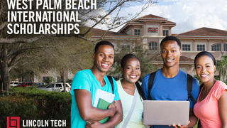 Lincoln Tech-West Palm Beach Offers Scholarships for International Students