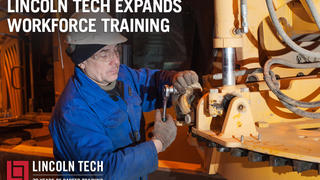 Workforce Training between Lincoln Tech & Scott Equipment