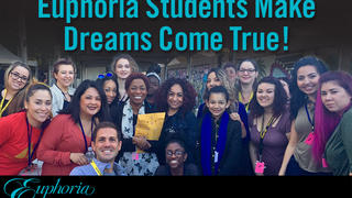 Project 150 & Euphoria Institute Help Homeless Teens