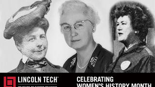Women's History Month: 3 women who changed their industry