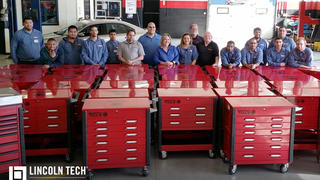 Matco Tools & Lincoln Tech Provide Tool Kits To Students