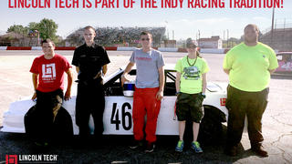 Indy Racing Tradition Is Alive At Lincoln Tech
