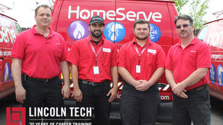 HomeServe USA Technicians Preparing For Another Job