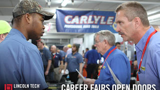 Lincoln Tech Career Fairs Highlight Jobs in Tennessee