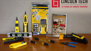Electrician Jobs Start With Tools Like These