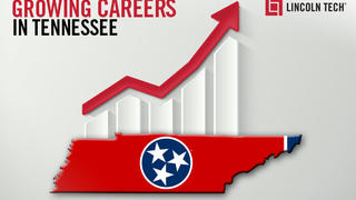 Career Fields Growing in Tennessee