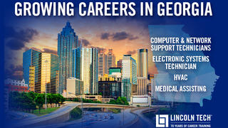 What Jobs are Growing in Georgia