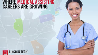 Where Medical Assisting Careers are Growing