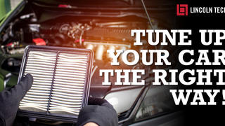 Tune up your car with tips from Lincoln Tech