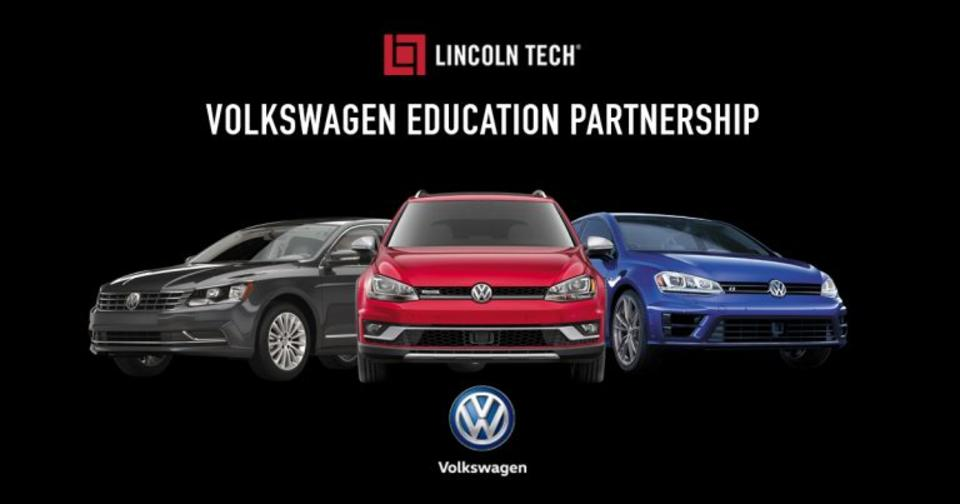 Volkswagen Careers Start With Lincoln Tech Training