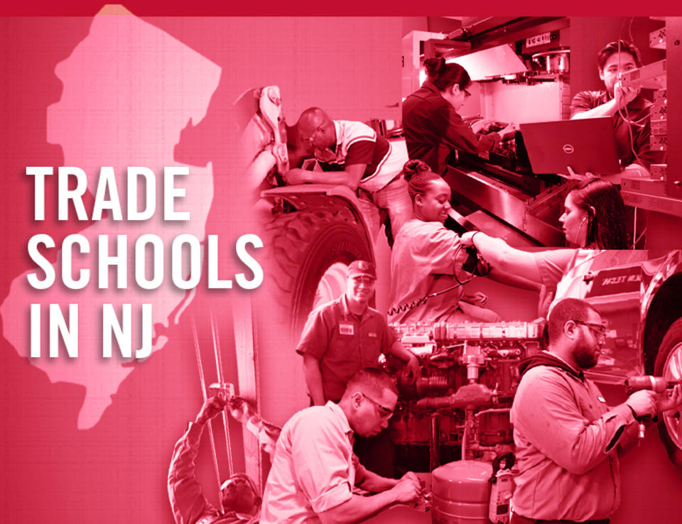 Lincoln Tech's NJ Trade Schools offering 13 career training programs at six campuses