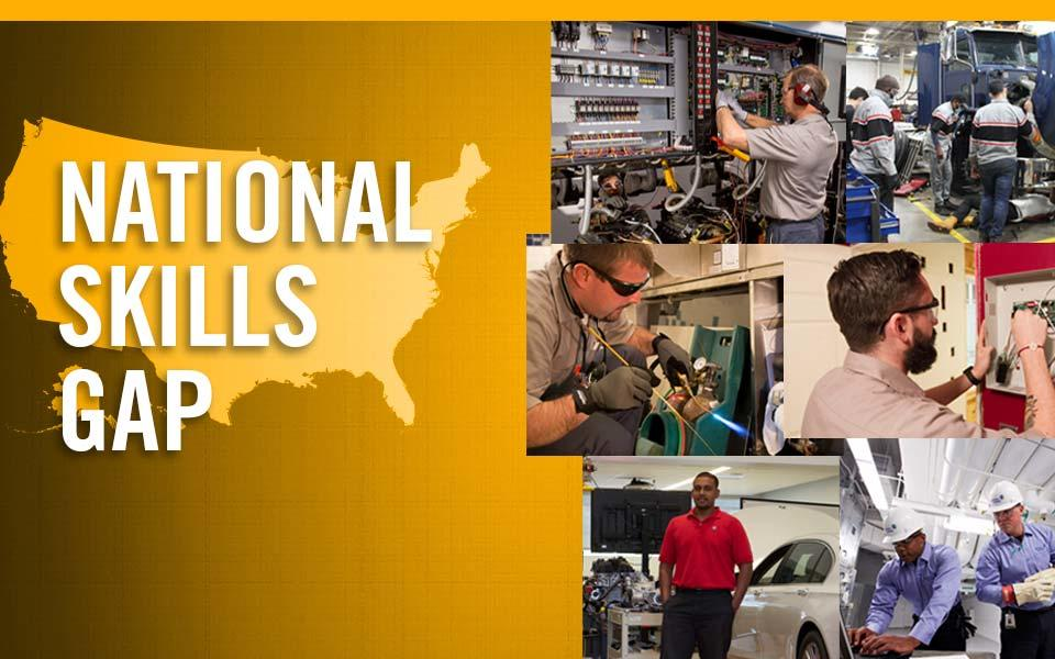 Career Training Programs at Lincoln Tech Help Industries Train the Essential Skilled Workers of the future.