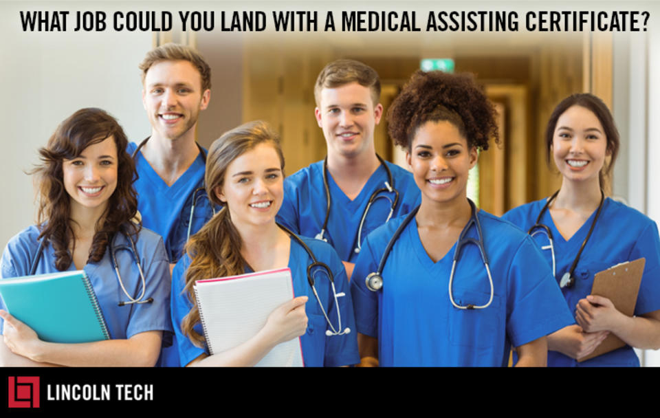What Jobs Could You Land With a Medical Assistant Certificate?
