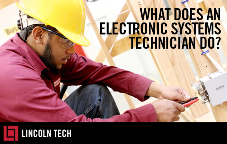 What Does an Electronic Systems Technician Do?