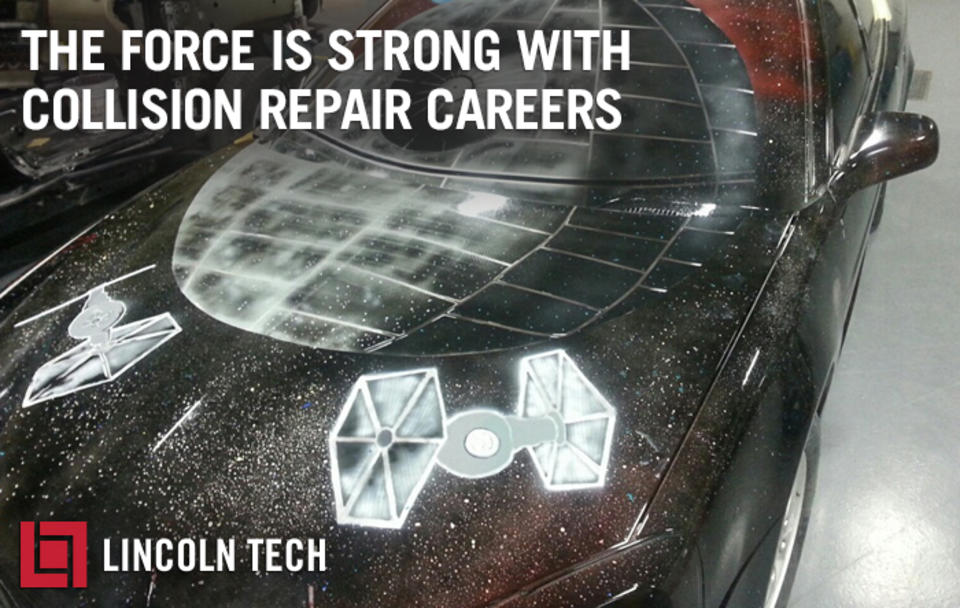 The Force Is Strong With Collision Repair Careers