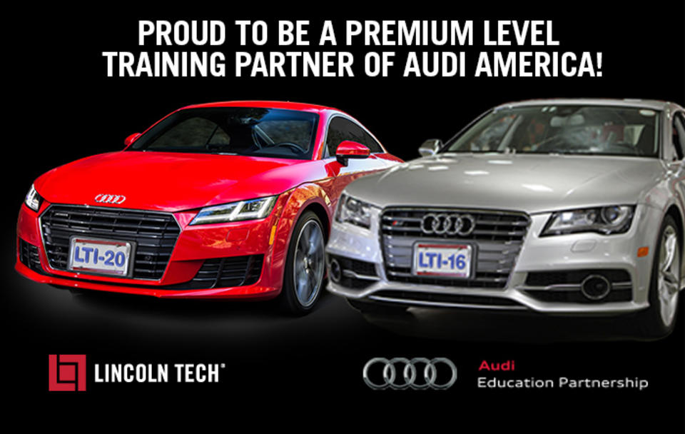 Audi Careers Partnership Program Arrives in Mahwah, East Windsor