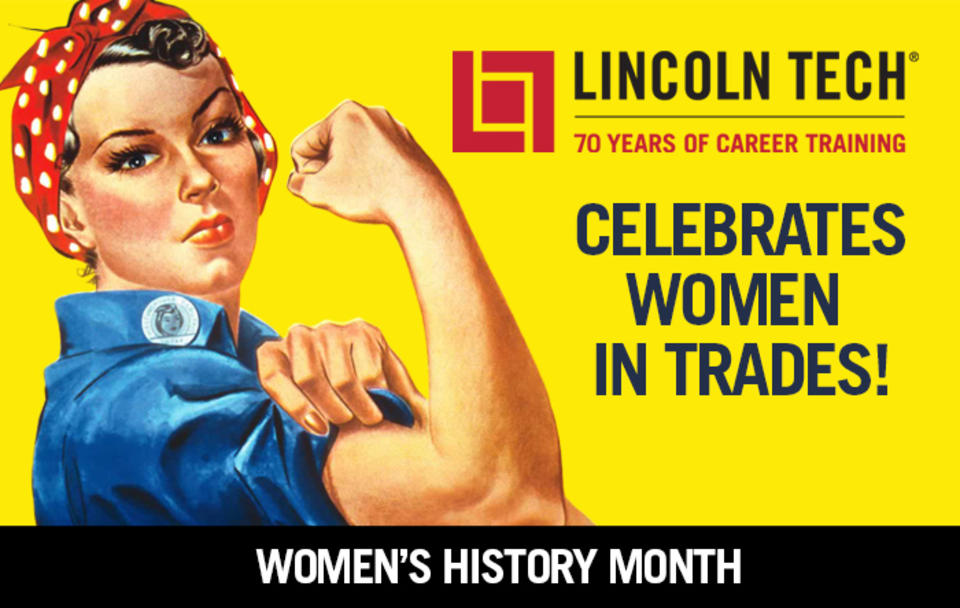 Women's History Month: Skilled Trades During World Wars