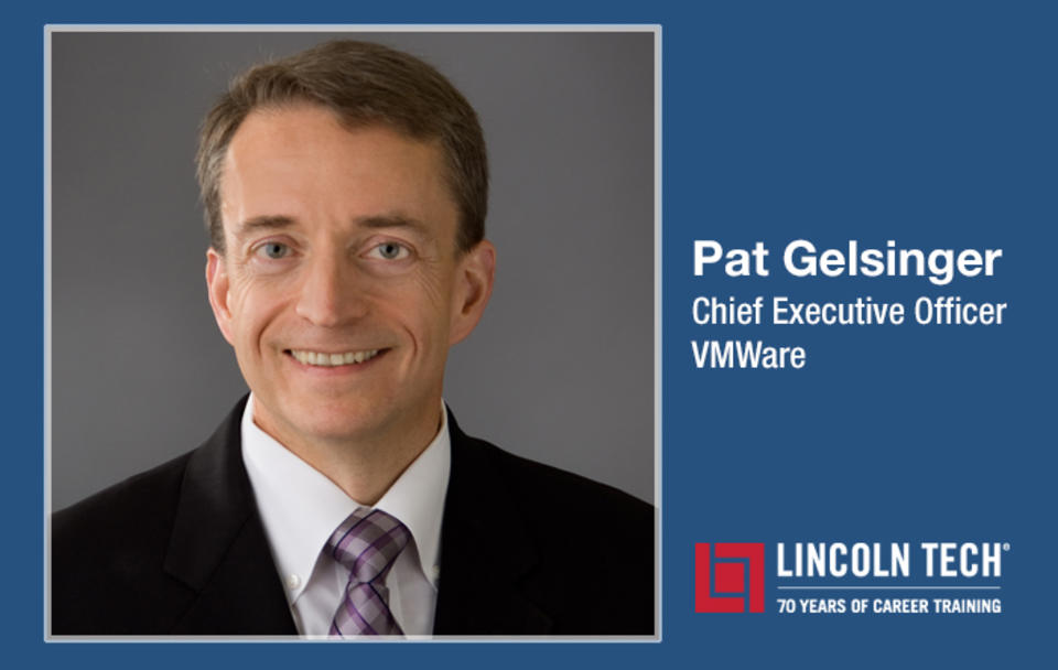 Pat Gelsinger: From the Farm to the Boardroom