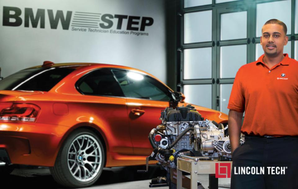 BMW Training Program Renewed at Lincoln Tech in Grand Prairie