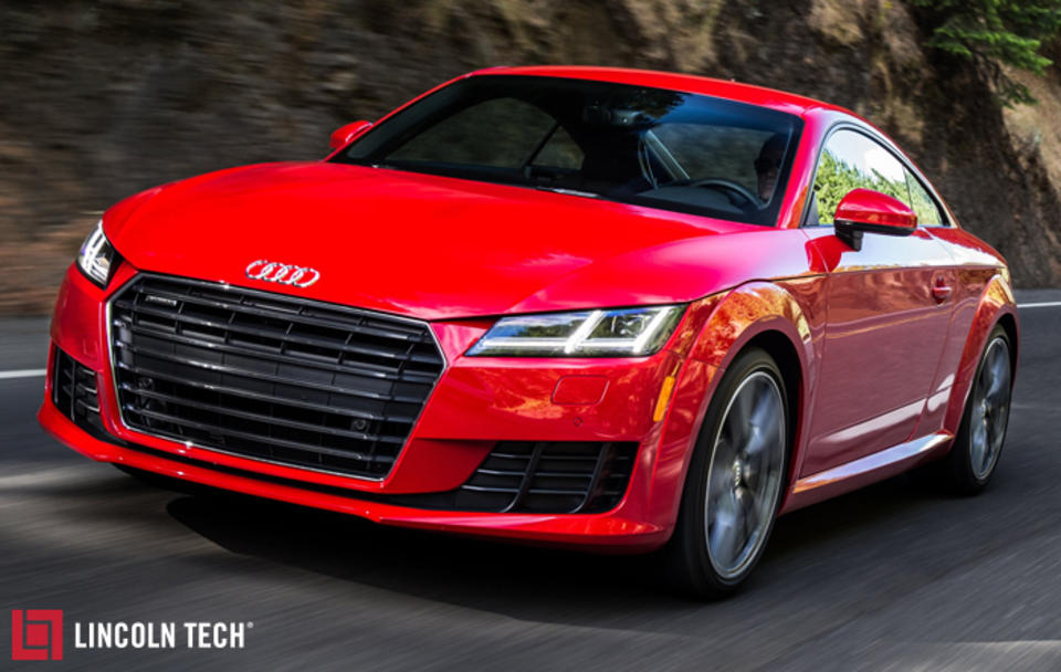Audi training now available at Lincoln Tech in Columbia, MD!
