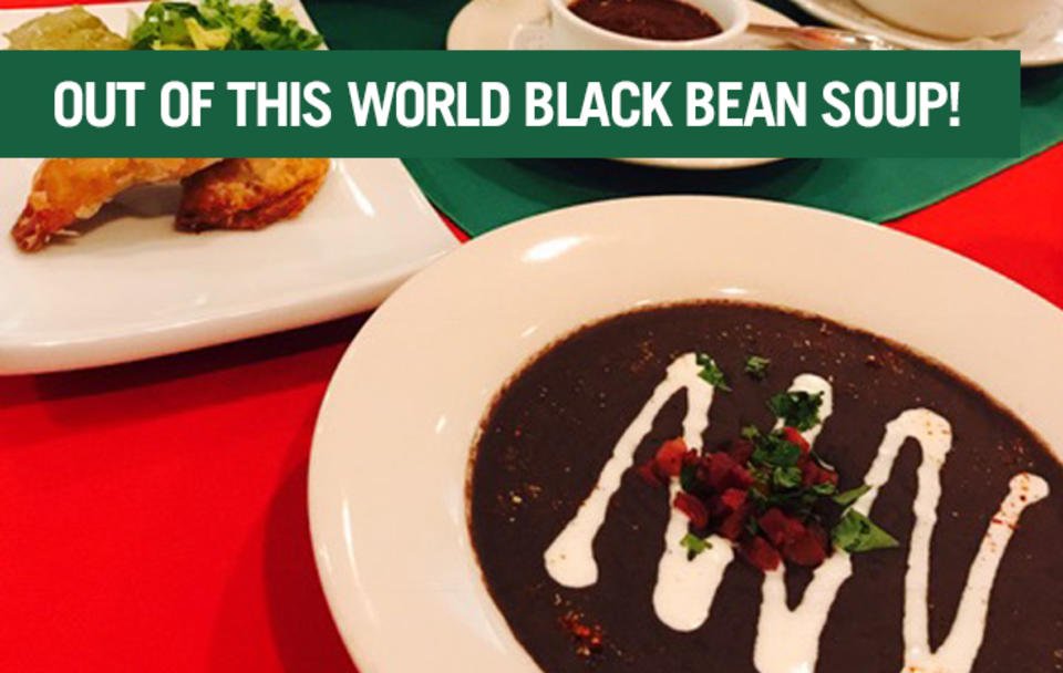 How to make the best southwestern black bean soup