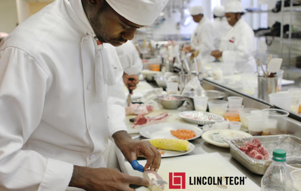 Lincoln Tech's Columbia campus culinary